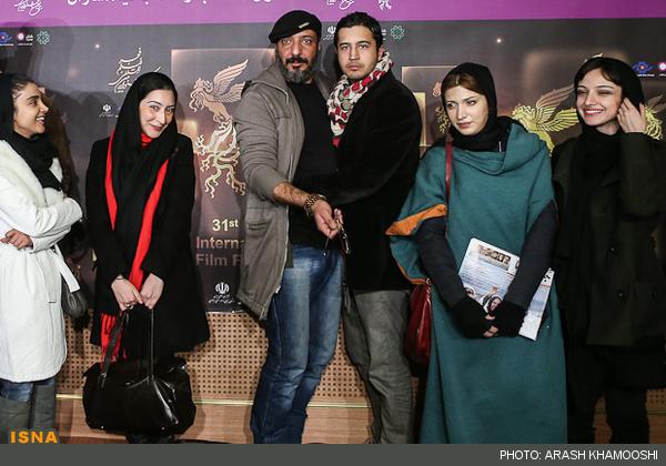 خط نيوز - چهارمین روز جشنواره فیلم فجر - نشست خبری فیلم